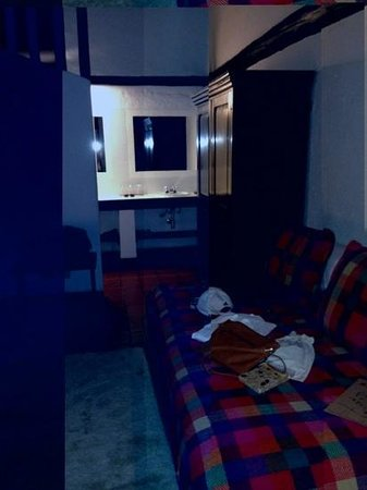 Inkaterra Machu Picchu Pueblo Hotel: view of the room...