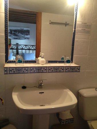 Hostal La Posada de Zocodover: Baño