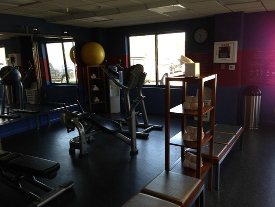 Four Points by Sheraton Ontario-Rancho Cucamonga: Gym