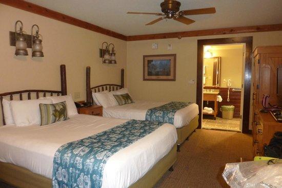 Disney's Port Orleans Resort - Riverside: Standard room