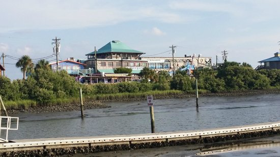 Dockside Motel: Pic Of Town