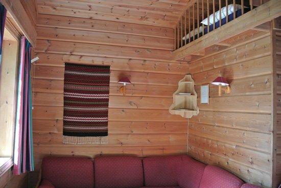 Vassbakken Kro & Camping AS: Le salon