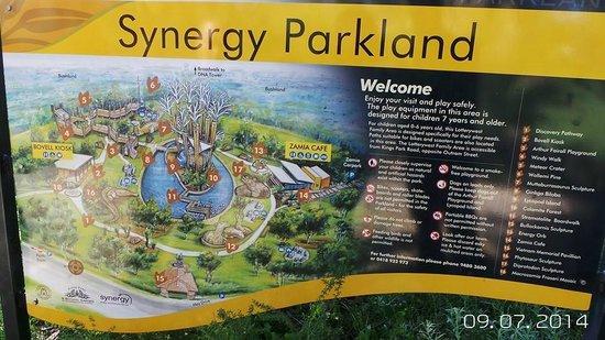 Kings Park & Botanic Garden: Kids can have fun here