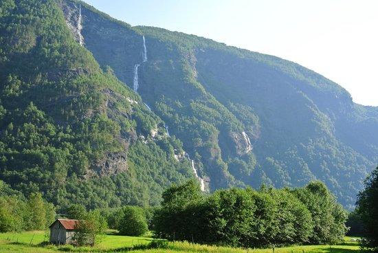 Vassbakken Kro & Camping AS: Aux alentours