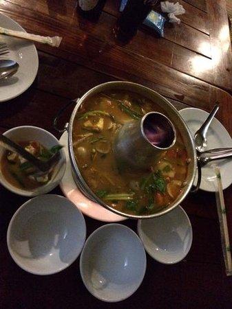 Sabienglae Restaurant: Tom Yum Seafood