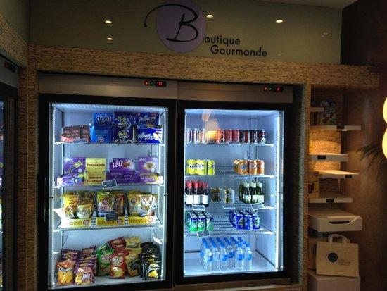 "Novotel Suites Malaga Centro: Boutique ""Gourmande"""