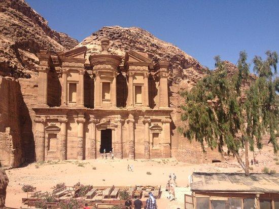 Pétra : Monastry, Petra