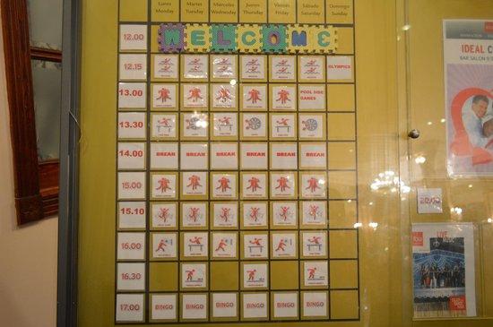 Hotel Riu Palace Paradise Island: family events