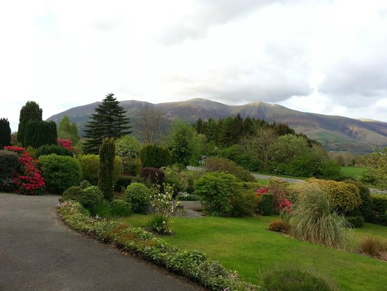 Bisoi B&B Suites : View from the Latrigg front porch