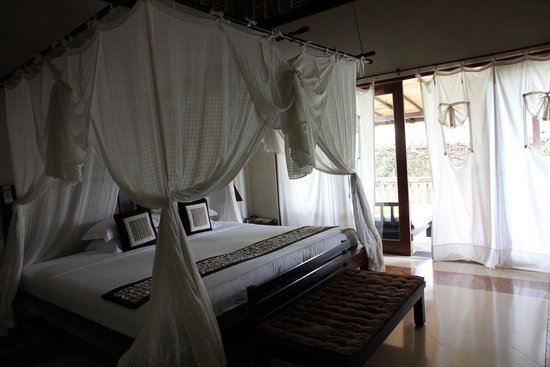 Barong Resort and Spa: Belle chambre