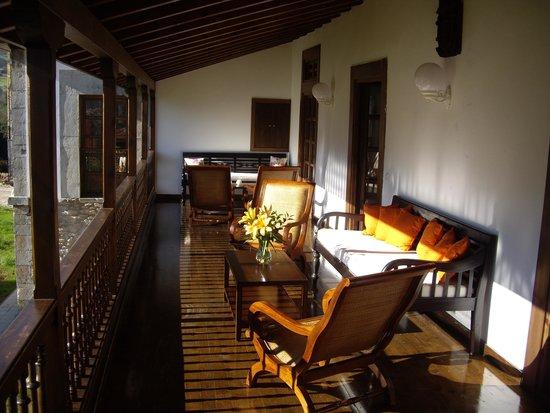 Hotel Casona Cuervo: Para relajarse