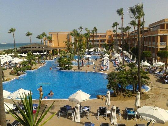 Hotel Barrosa Park: park