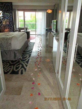 Paradisus Playa del Carmen La Perla : Bedroom - Royal Service