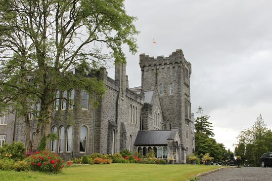 Kilronan Castle Hotel & Spa: Exterior