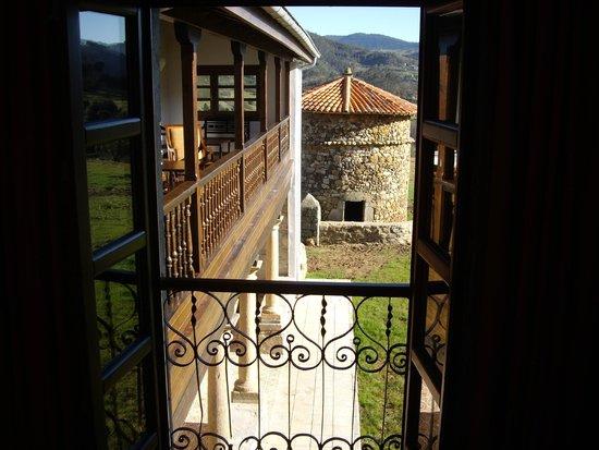 Hotel Casona Cuervo: Corredor y Palomar