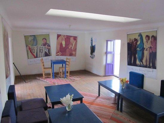 Blue Llama : Segundo piso