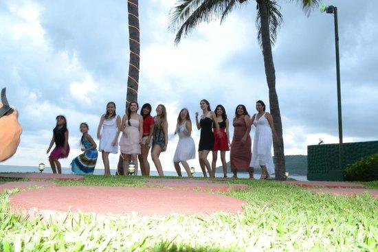 El Cid Castilla Beach Hotel: Family Picture