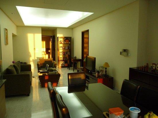Fraser Residence Sudirman Jakarta: My apartment