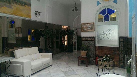 Espacio Azahar: L'espace accueil