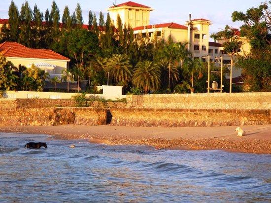 Devasom Hua Hin Resort: Ocean view