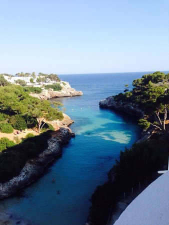 AluaSoul Mallorca Resort: Our view from the room 5*