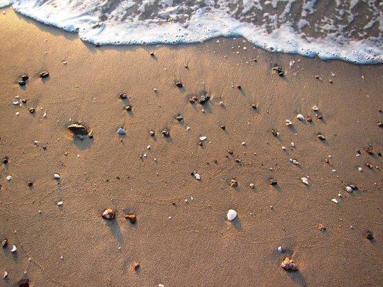 Devasom Hua Hin Resort: Nice sand