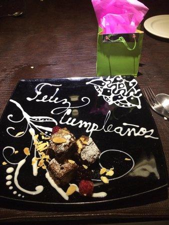 Entre Tierras: Así me desearon feliz cumpleaños :)