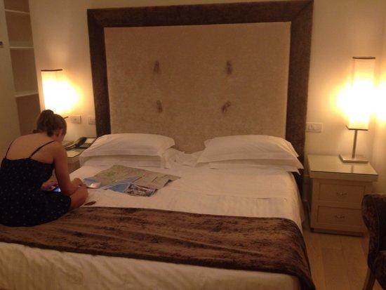 Hotel Palazzo Decumani: Double room
