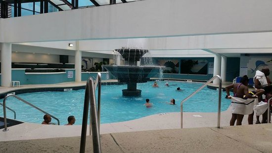Landmark Resort Indoor Pool