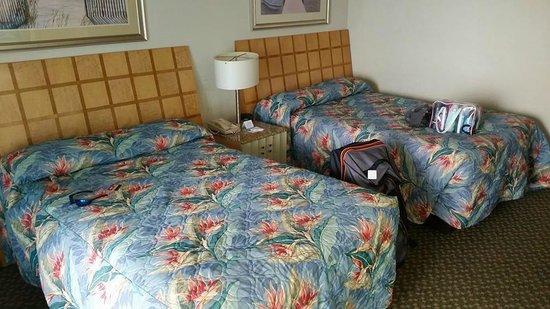 Landmark Resort: Room with 2 Full Beds