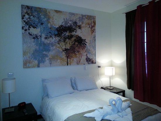 Hotel Luisiana: A Standard room