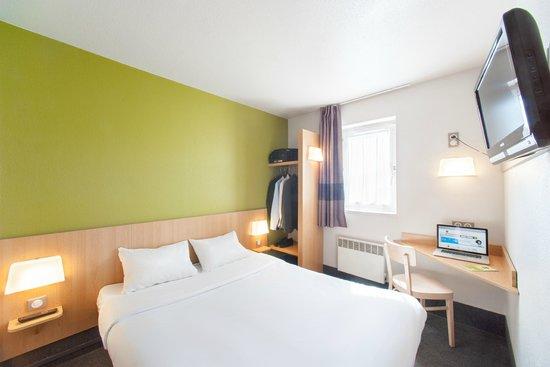 B&B Hotel Dijon Nord : Chambre B&B