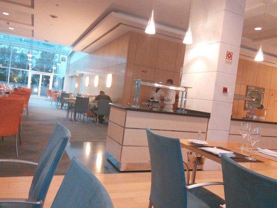 SANA Malhoa Hotel: Restaurante