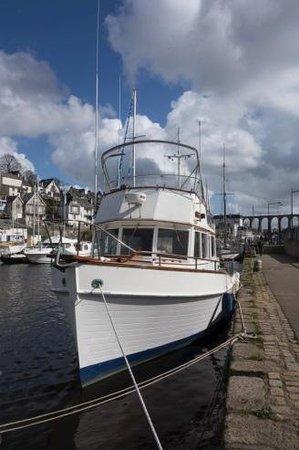 Μορλέ, Γαλλία: Le Grand Banks dans le port de Morlaix