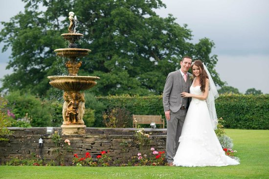 Rookery Hall Hotel & Spa : Great grounds for photos