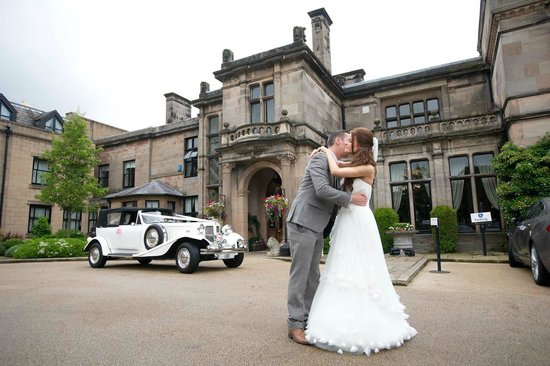 Rookery Hall Hotel & Spa : Beautiful Wedding