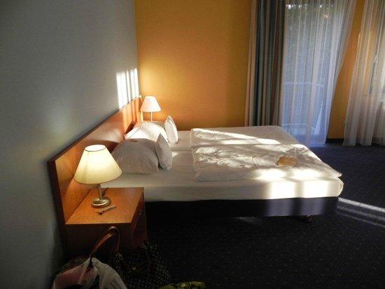 Park Hotel Blub Berlin : Zimmer/Suite