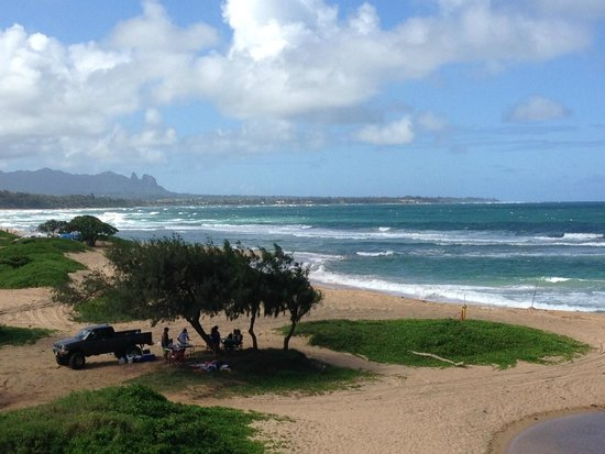 Kauai Beach Villas: Looks like a painting!