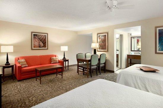 Hampton Inn & Suites Outer Banks / Corolla: 2 Queen Studio - Ocean Front View