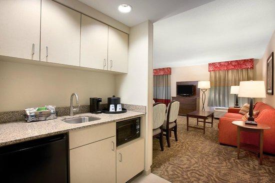 Hampton Inn & Suites Outer Banks / Corolla: 2 Queen Studio - Ocean-Pool View