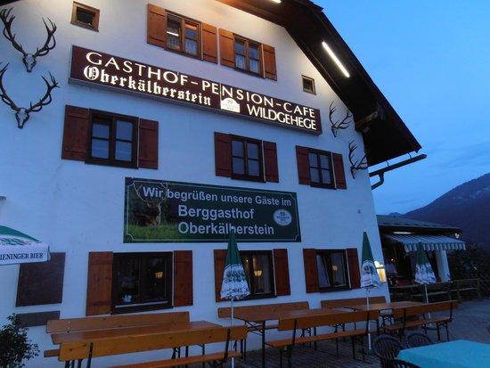 Berggasthof Oberkälberstein: Gasthof Oberkälberstein