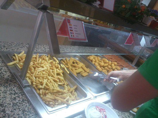 Palma-Bay Club Resort: Snack Bar