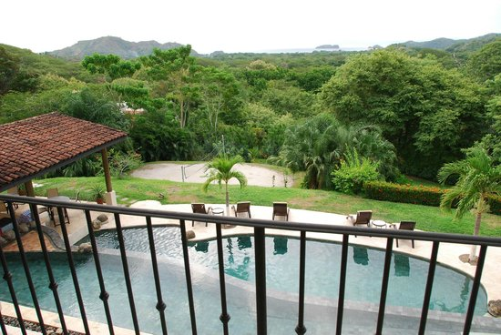 Villa Buena Onda: This picture cannot do the view justice.