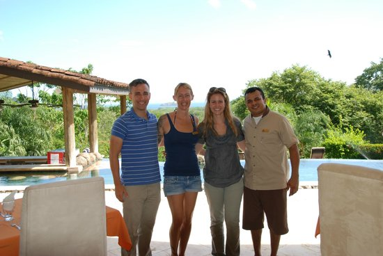 Villa Buena Onda: Shelly & Christian. The best & nicest staff!