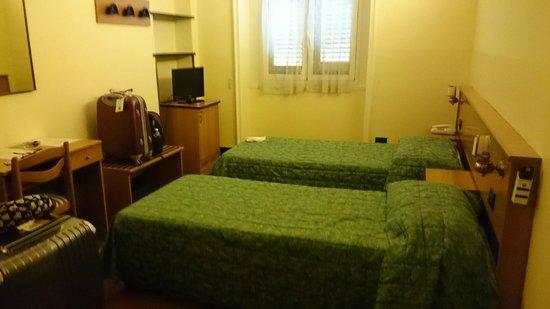 Soana City Rooms: Quarto do hotel