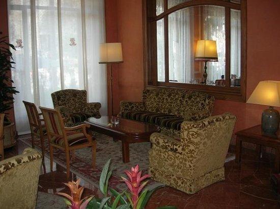 Colón Hotel: Zithoekje