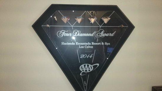 Hacienda Encantada Resort & Residences : 4 diamantes