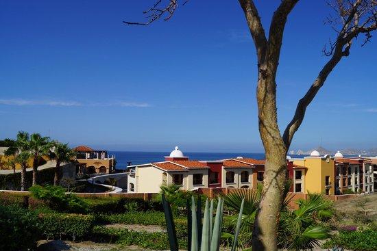 Hacienda Encantada Resort & Residences : Vista desde el Lobby