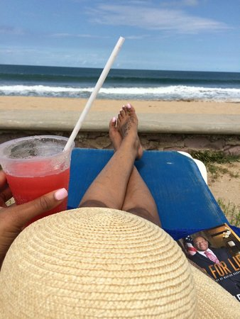 Torres Mazatlan Resort : Beautiful Beach View