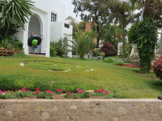 Caribbean Village Agador: На территории отеля.